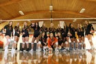 Odessa Tigers Girls Varsity Volleyball Fall 19-20 team photo.