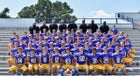 Sheridan Yellowjackets Boys Varsity Football Fall 19-20 team photo.