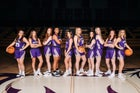Central Arkansas Christian Mustangs Girls Varsity Basketball Winter 19-20 team photo.