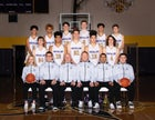 Puyallup Vikings Boys Varsity Basketball Winter 19-20 team photo.