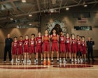 Mission Hills Grizzlies Boys Varsity Basketball Winter 19-20 team photo.